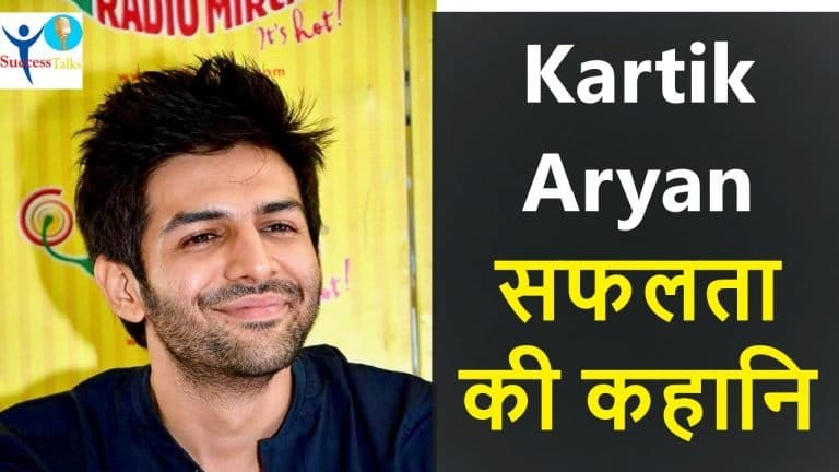 Kartik Aaryan Biography