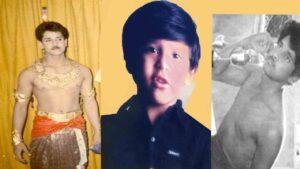 Chiyaan Vikram childhood bachapan early life
