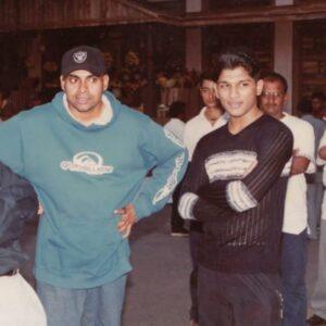 Pawan Kalyan & Allu Arjun