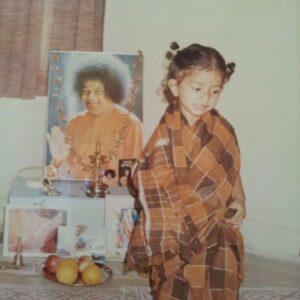 Sai Pallavi Childhood