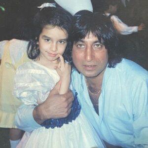 श्रद्धा कपूर की बचपन की तस्वीरें ( shraddha kapoor Childhood Pics)